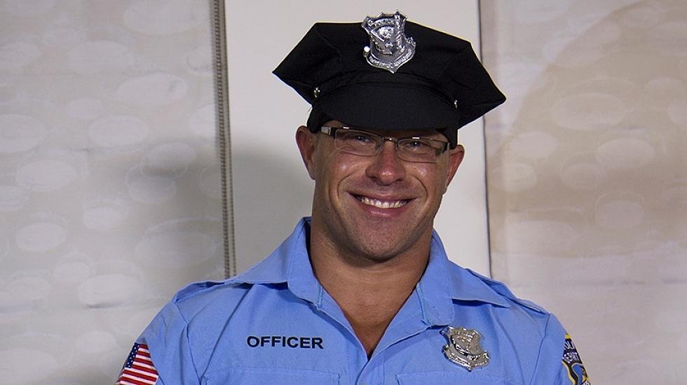 Officer Hot Body