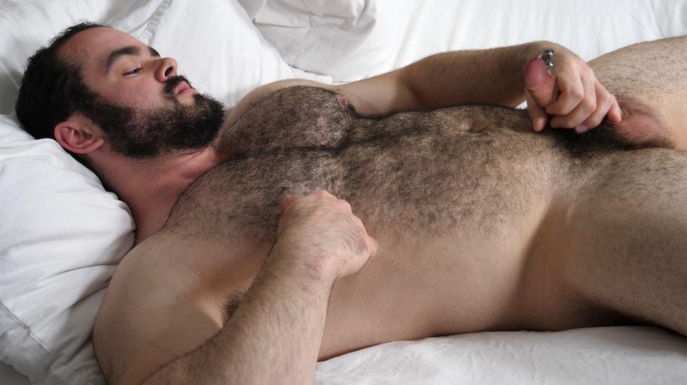 Steve's Hairy Ass Crack