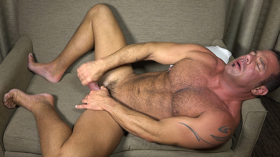 Hairy DILF