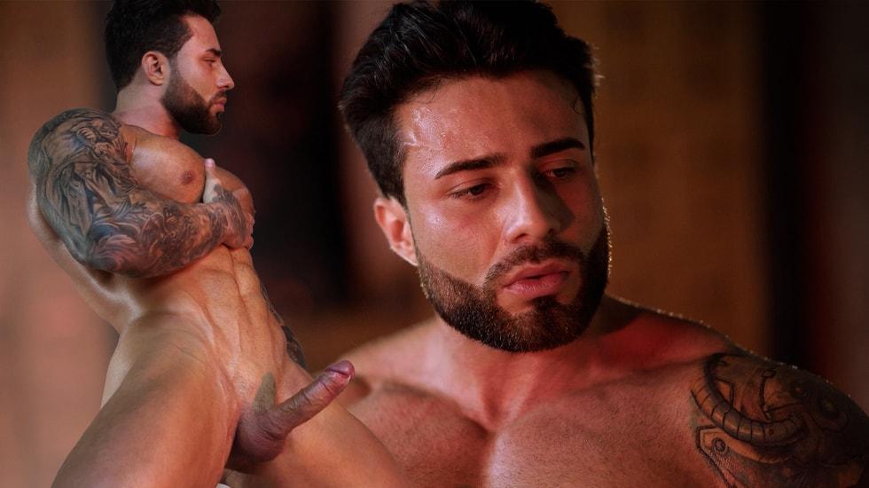 Naked Russian Bodybuilder 2