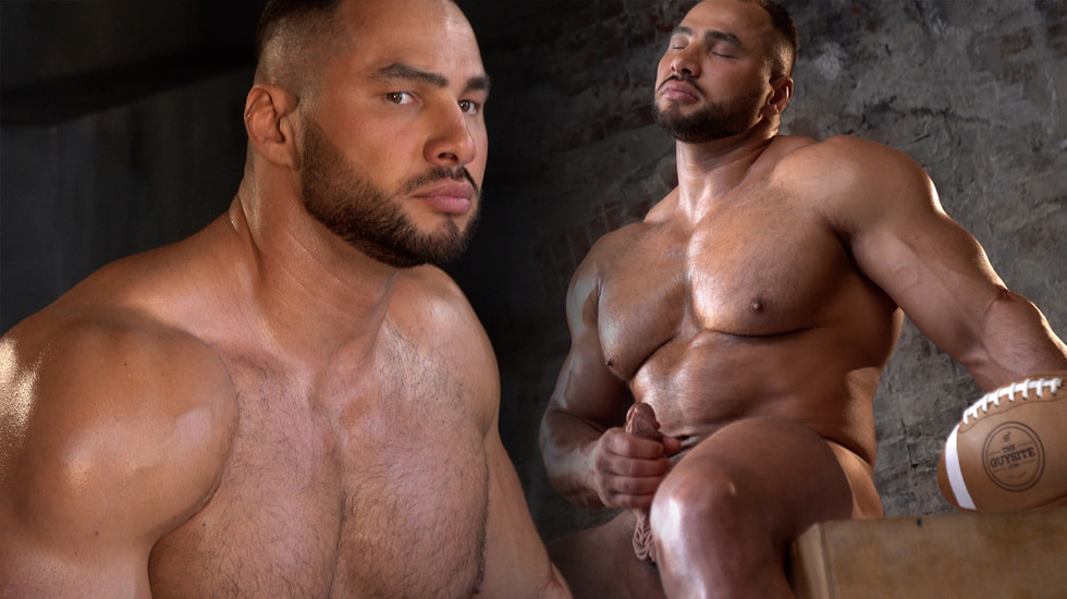 Naked Russian Bodybuilder 3