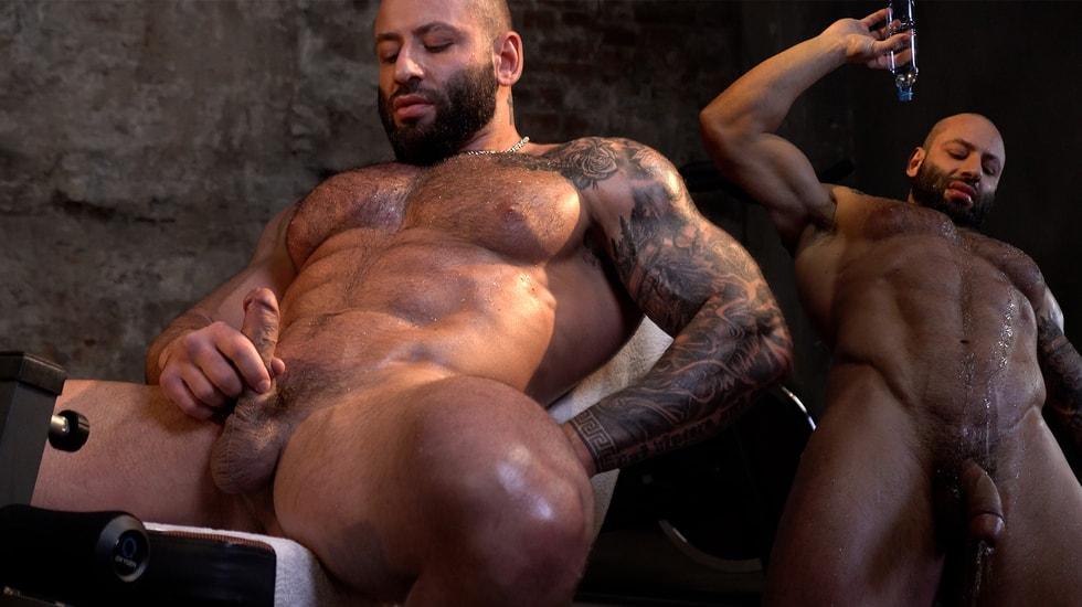 Naked Russian Bodybuilder Number 6